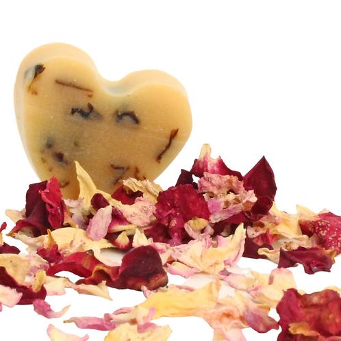 Flora Naturpflege - Rosen Seife