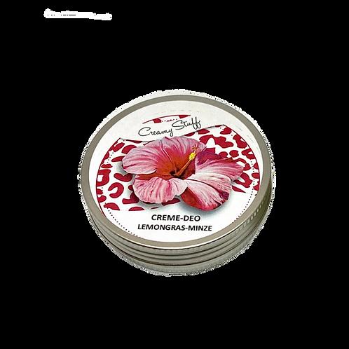 Creamy Stuff - Deo Creme Lemongras Minze