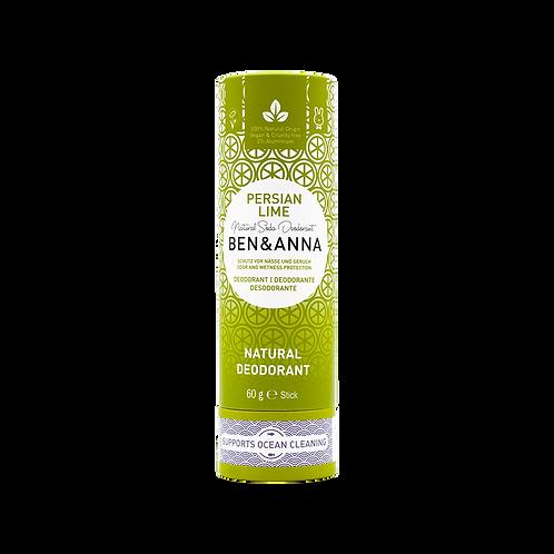 Ben&Anna - Deodorant Persian Lime