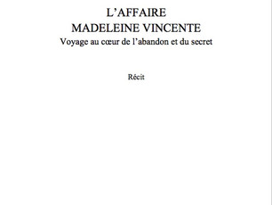 Les premières pages...
