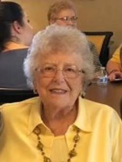 Marie M. Hays