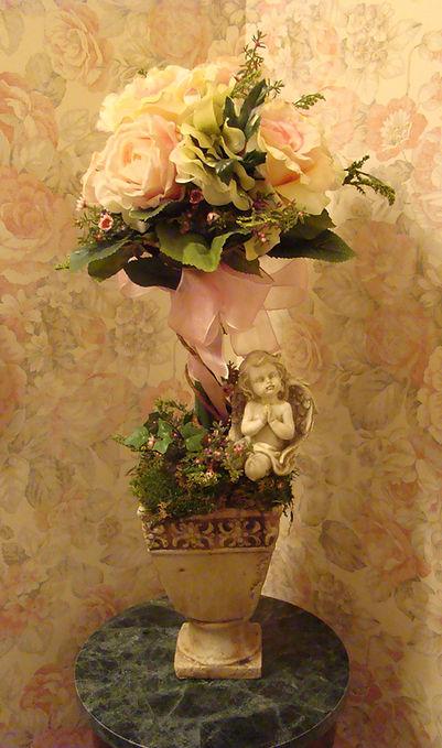 cherub flower