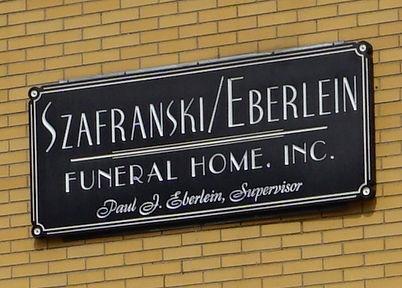 Szafranski-Eberlein Funeral Home, Inc.