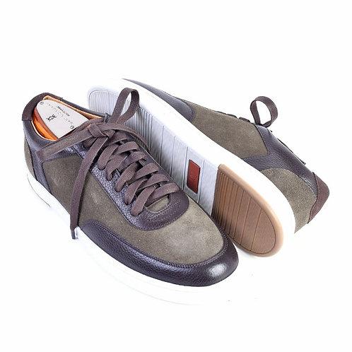 Harrison Sneaker - Moss