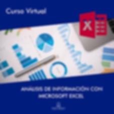 Curso virtual Excel