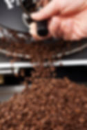 A process to filter ring the coffee bean