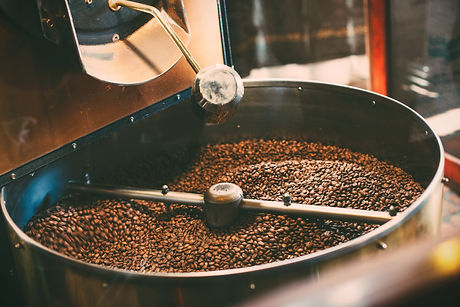 Fresh Coffee Beans - Freshly roasted spi