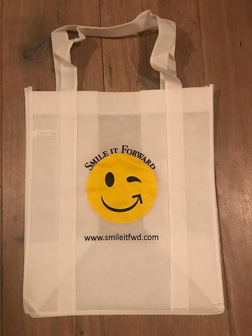 tote bag (reusable grocery bag)