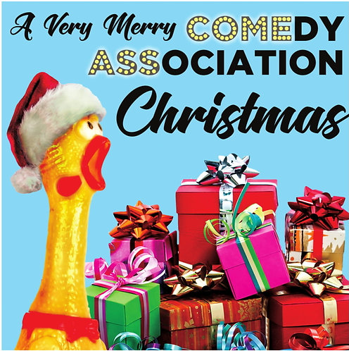 A Very Merry Texas State Comedy Association Christmas CD