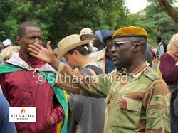 Anti-Mugabe rally, Zimbabwe