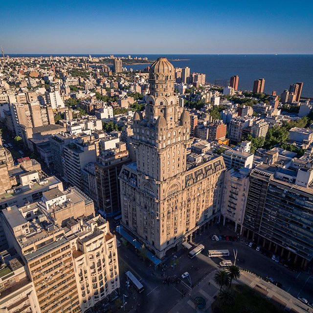 Let me know if you see something missing 😉_#uruguay #montevideo #plazaindependencia #drone #dji #dr