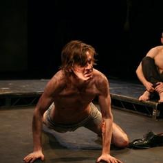 Isaac Bush in King Lear
