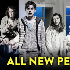 Isaac Bush in All New People