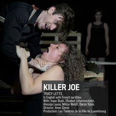 Isaac Bush in Killer Joe