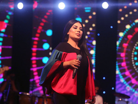 Aryana Saeed, Afghan Pop Star, Won't Let Mullahs Stop the Show