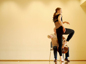 Jean Butler: this is an Irish dance @ Danspace Project
