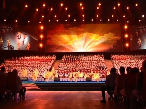 Israel Joins Iran, Afghanistan and Thirty-six Other Countries in the World Choir Olympics