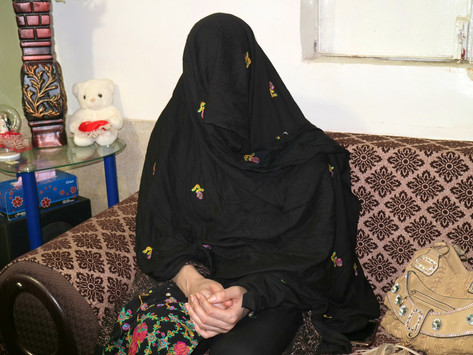 'I Don't Want to Go Back to Afghanistan to Get Butchered'