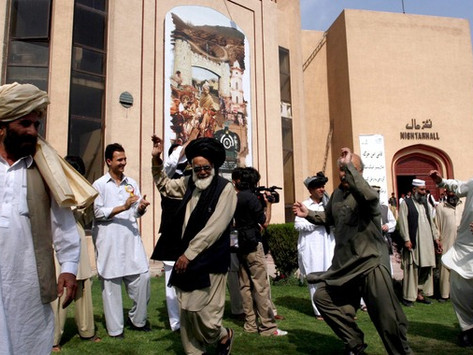 FATA tribesmen enticed by the allure of social media