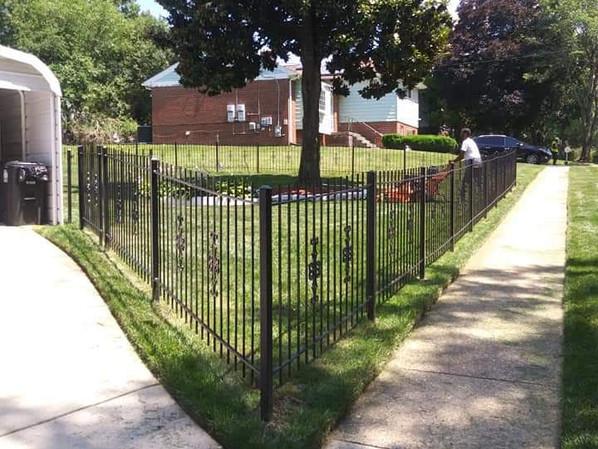Exterior Fences