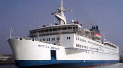Promotional video for Mercy Ships