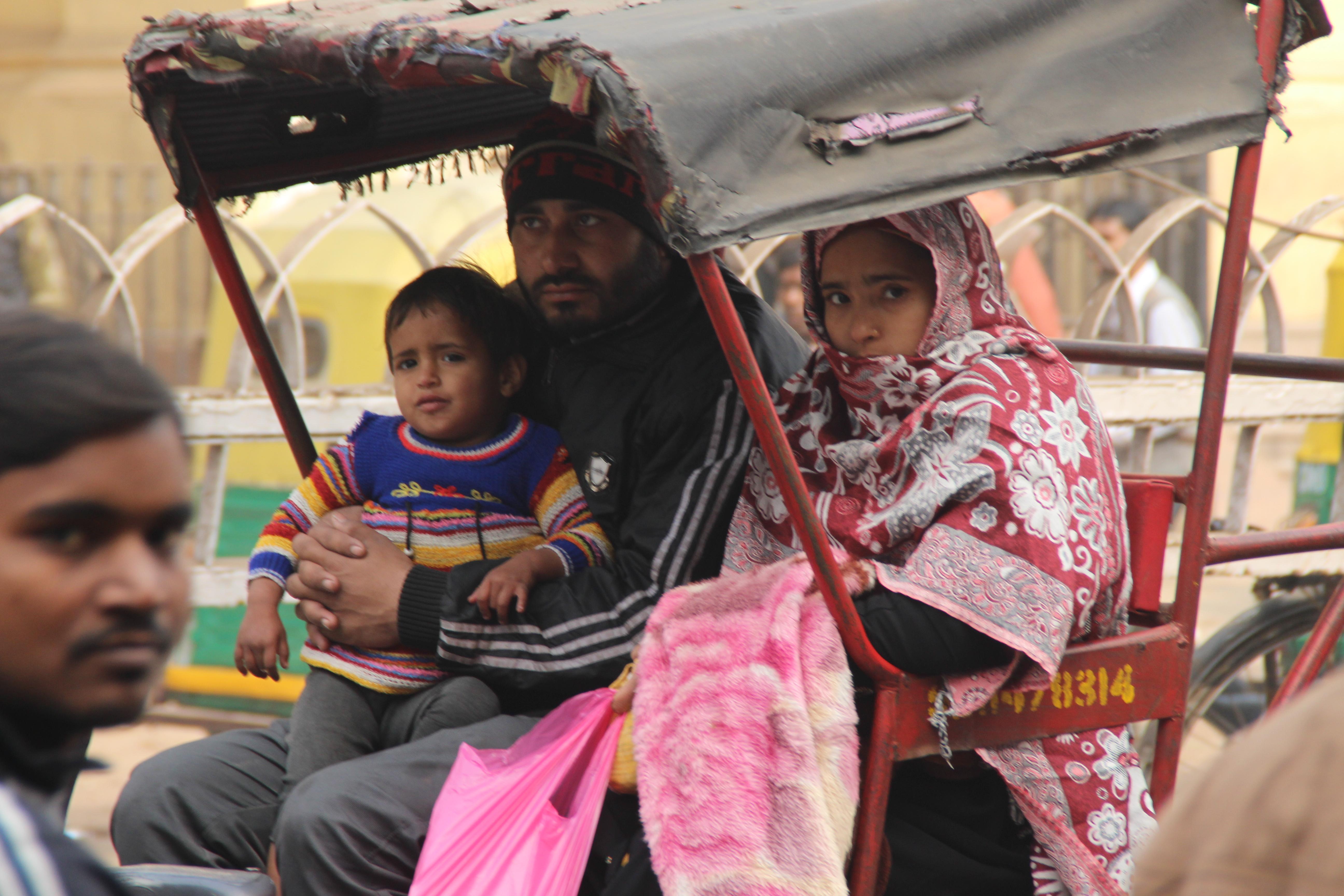 Indias usynlige kvinner