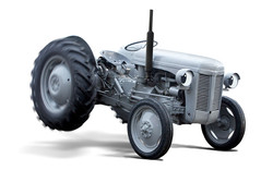 Fergie the Tractor