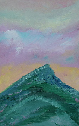 Abstract Landscape 'Sitra's Peak'
