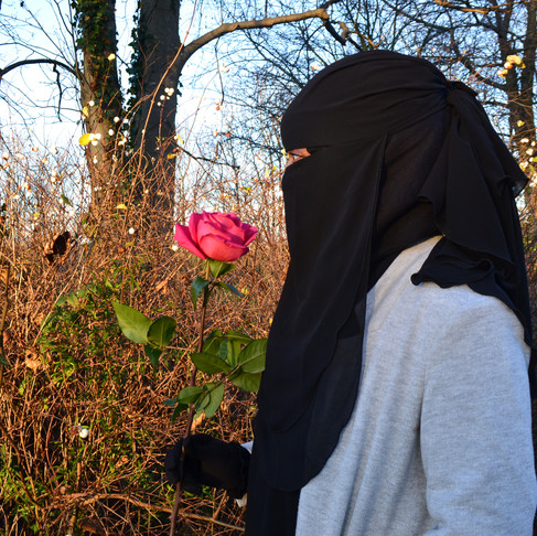 Day 84: The Niqab is NOT a Mask?