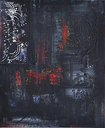 Colour study- Black