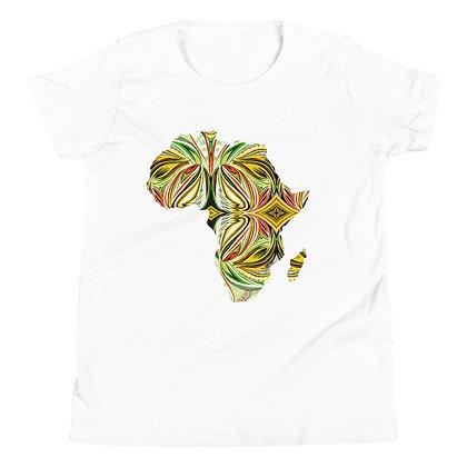 Africa 'Caribbean Flames' Short Sleeve T-Shirt