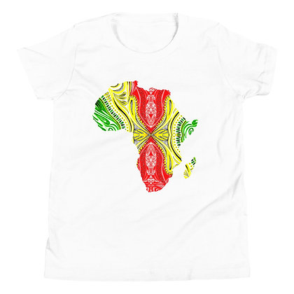 Africa 'African Colours' Short Sleeve T-Shirt