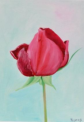 Floral Art 'Lipstick'