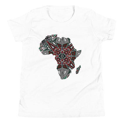Africa 'Tribal Graffiti' Short Sleeve T-Shirt