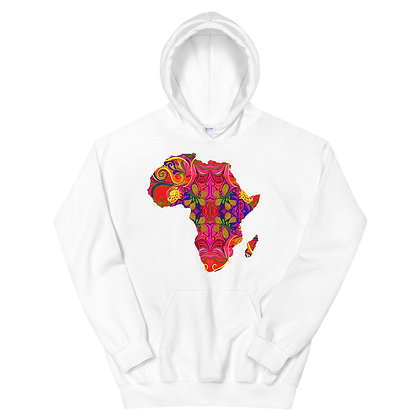Africa 19 Unisex Hoodie