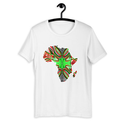 Africa 'Strawberry Lime 3' T-shirt