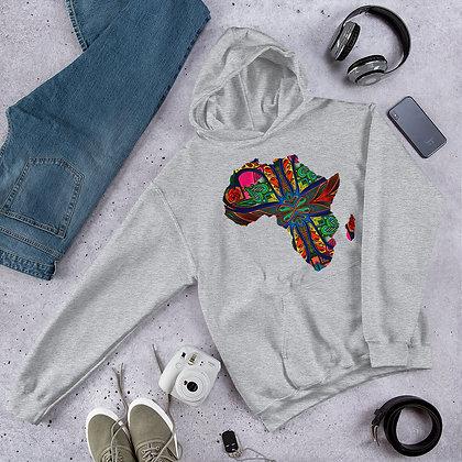 Africa 20a Unisex Hoodie