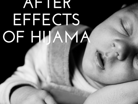 After Effects of Hijama