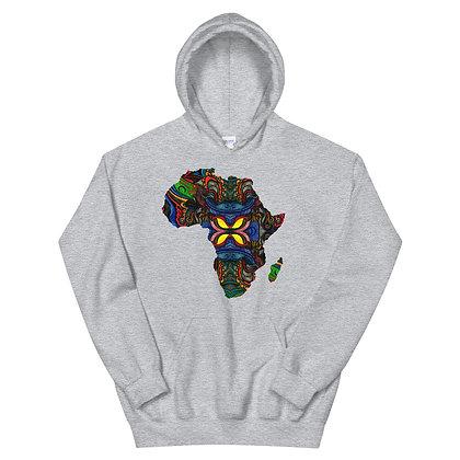 Africa 6 Unisex Hoodie