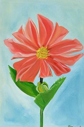 Floral Art 'Awake'