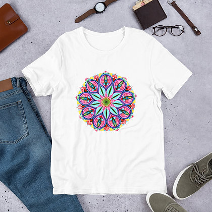 Mandala Ten Yoga T-Shirt