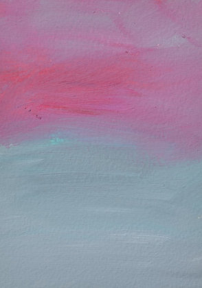 Abstract Landscape 'Humuers Roses'