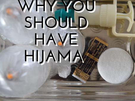 7 Reasons Why You Should be Treated with Hijama
