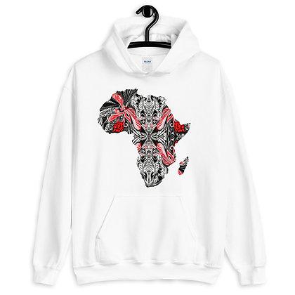 Africa 5 Unisex Hoodie