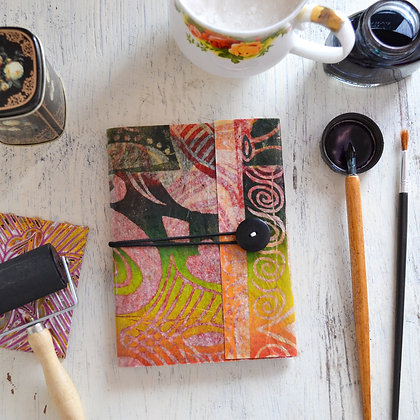 Handmade Sketchbook Journal