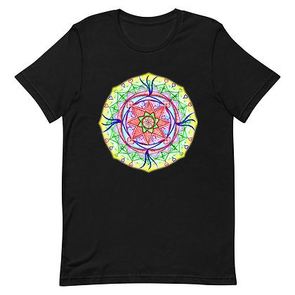 Funfair 2 Mandala Yoga T-Shirt