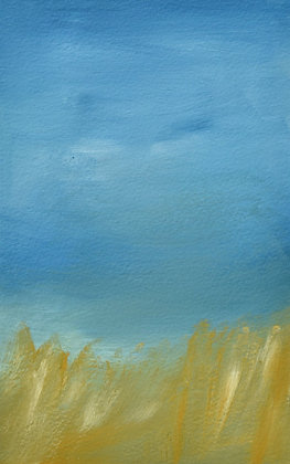 Abstract Landscape 'Everybody Knows'