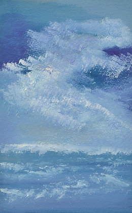 Abstract Landscape 'The Suffering of the Sky and the Sea'