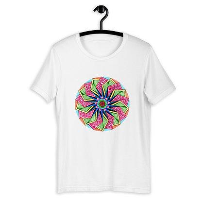 Mandala Five Yoga T-Shirt