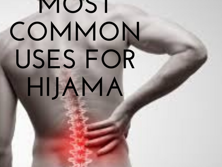 Most Common Uses for Hijama